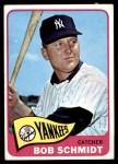 1965 Topps #582  Bob Schmidt  Front Thumbnail