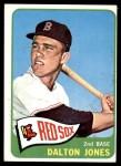 1965 Topps #178  Dalton Jones  Front Thumbnail