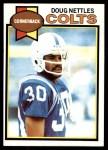 1979 Topps #171  Doug Nettles  Front Thumbnail