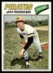 1977 Topps #82  Jim Rooker  Front Thumbnail