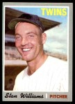1970 Topps #353  Stan Williams  Front Thumbnail