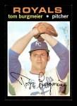 1971 Topps #431  Tom Burgmeier  Front Thumbnail