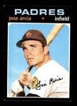 1971 Topps #134   -  Jose Arcia    Front Thumbnail