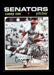 1971 Topps #82  Casey Cox  Front Thumbnail