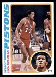 1978 Topps #64  Leon Douglas  Front Thumbnail