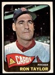 1965 Topps #568  Ron Taylor  Front Thumbnail