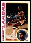 1978 Topps #63  Norm Nixon  Front Thumbnail