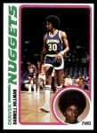 1978 Topps #119  Darnell Hillman  Front Thumbnail