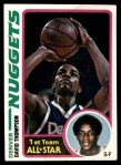 1978 Topps #100  David Thompson  Front Thumbnail