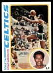 1978 Topps #16  Kermit Washington  Front Thumbnail