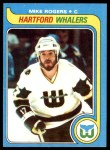 1979 Topps #43  Mike Rogers  Front Thumbnail