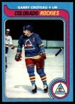 1979 Topps #158  Gary Croteau  Front Thumbnail