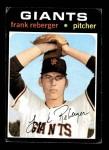1971 Topps #251  Frank Reberger  Front Thumbnail