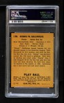 1940 Play Ball #198  Dennis Galehouse  Back Thumbnail