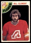 1978 O-Pee-Chee #364  Bill Clement  Front Thumbnail