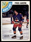 1978 O-Pee-Chee #386  Fred Ahern  Front Thumbnail
