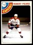 1978 O-Pee-Chee #39  Robert Picard  Front Thumbnail