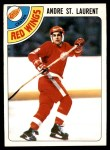1978 O-Pee-Chee #32  Andre St. Laurent  Front Thumbnail