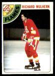 1978 O-Pee-Chee #256  Richard Mulhern  Front Thumbnail