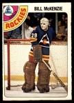 1978 O-Pee-Chee #275  Bill McKenzie  Front Thumbnail