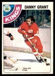 1978 O-Pee-Chee #306  Danny Grant  Front Thumbnail