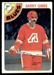 1978 O-Pee-Chee #390  Barry Gibbs  Front Thumbnail