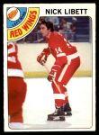 1978 O-Pee-Chee #251  Nick Libett  Front Thumbnail