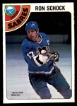 1978 O-Pee-Chee #384  Ron Schock  Front Thumbnail