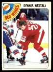 1978 O-Pee-Chee #48  Dennis Hextall  Front Thumbnail