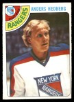 1978 O-Pee-Chee #25  Anders Hedberg  Front Thumbnail