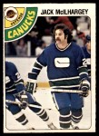 1978 O-Pee-Chee #294  Jack McIlhargey  Front Thumbnail