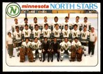 1978 O-Pee-Chee #199   North Stars Team Front Thumbnail