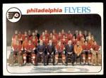 1978 O-Pee-Chee #203   Flyers Team Front Thumbnail