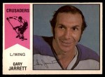 1974 O-Pee-Chee WHA #61  Gary Jarrett  Front Thumbnail
