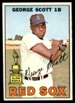 1967 Topps #75  George Scott  Front Thumbnail