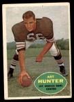 1960 Topps #67  Art Hunter  Front Thumbnail