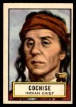 1952 Topps Look 'N See #59  Cochise  Front Thumbnail