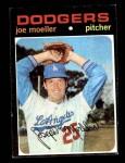 1971 Topps #288  Joe Moeller  Front Thumbnail