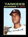 1971 Topps #277  Gary Waslewski  Front Thumbnail