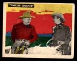1950 Topps Hopalong Cassidy #209   Runaway horse Front Thumbnail