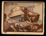 1950 Topps Freedoms War #58   Fighting Armor   Front Thumbnail