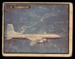 1950 Topps Freedoms War #94   C-74 Globemaster   Front Thumbnail
