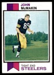 1973 Topps #219  John McMakin  Front Thumbnail