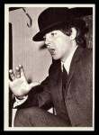 1964 Topps Beatles Movie #37   Paul in Top Hat Front Thumbnail