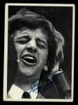 1964 Topps Beatles Black and White #162  Ringo Starr  Front Thumbnail