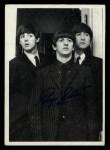 1964 Topps Beatles Black and White #158  Ringo Starr  Front Thumbnail
