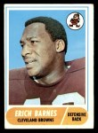 1968 Topps #102  Erich Barnes  Front Thumbnail