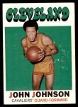 1971 Topps #4  John Johnson   Front Thumbnail