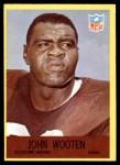 1967 Philadelphia #47  John Wooten  Front Thumbnail