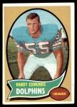 1970 Topps #34  Randy Edmunds  Front Thumbnail
